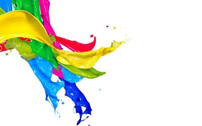 Die gestalterische Kraft der Farben