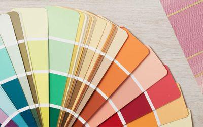 Farbwahl – Ablaufplanung