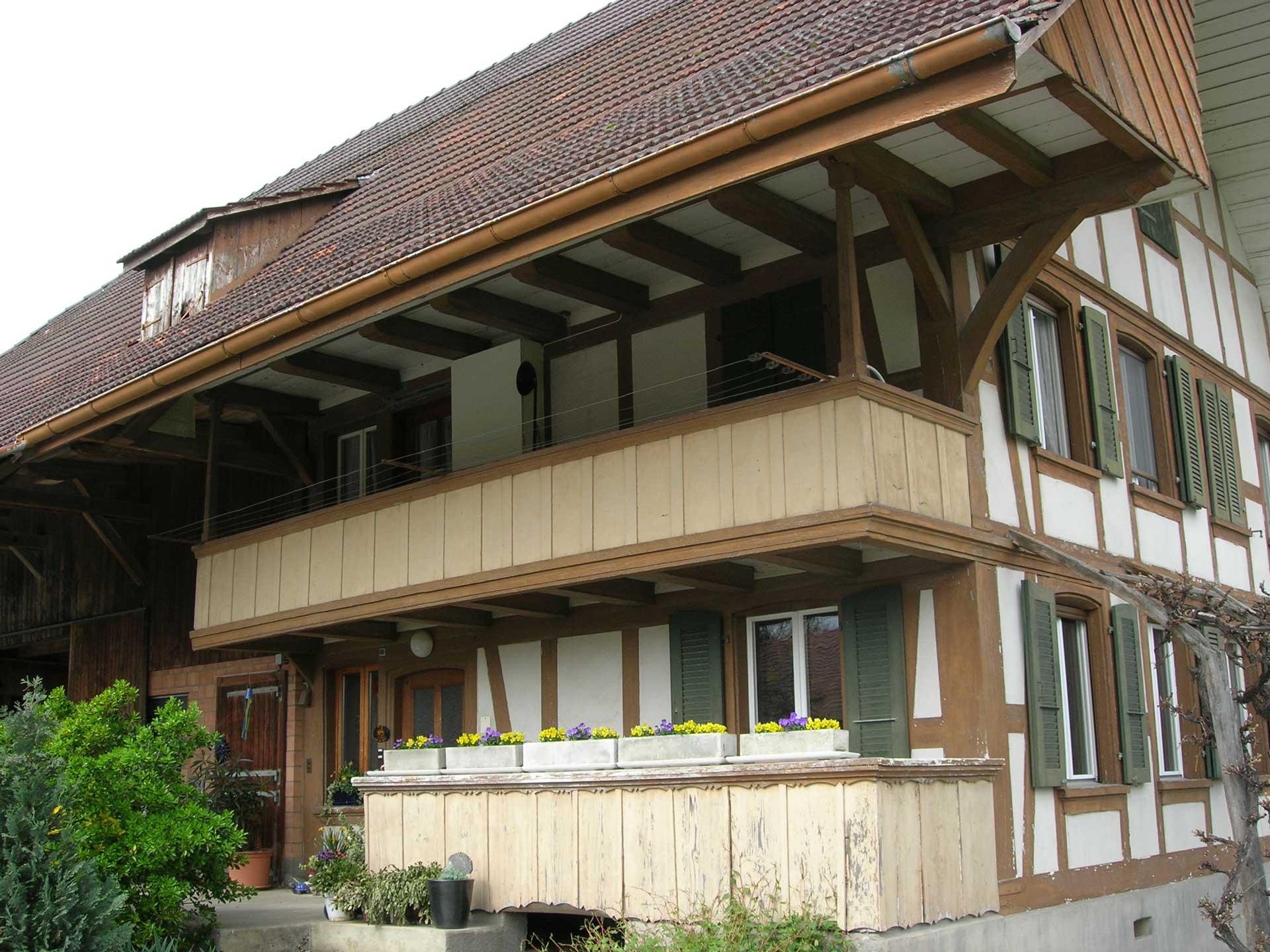 Bauernhaus | Epsach
