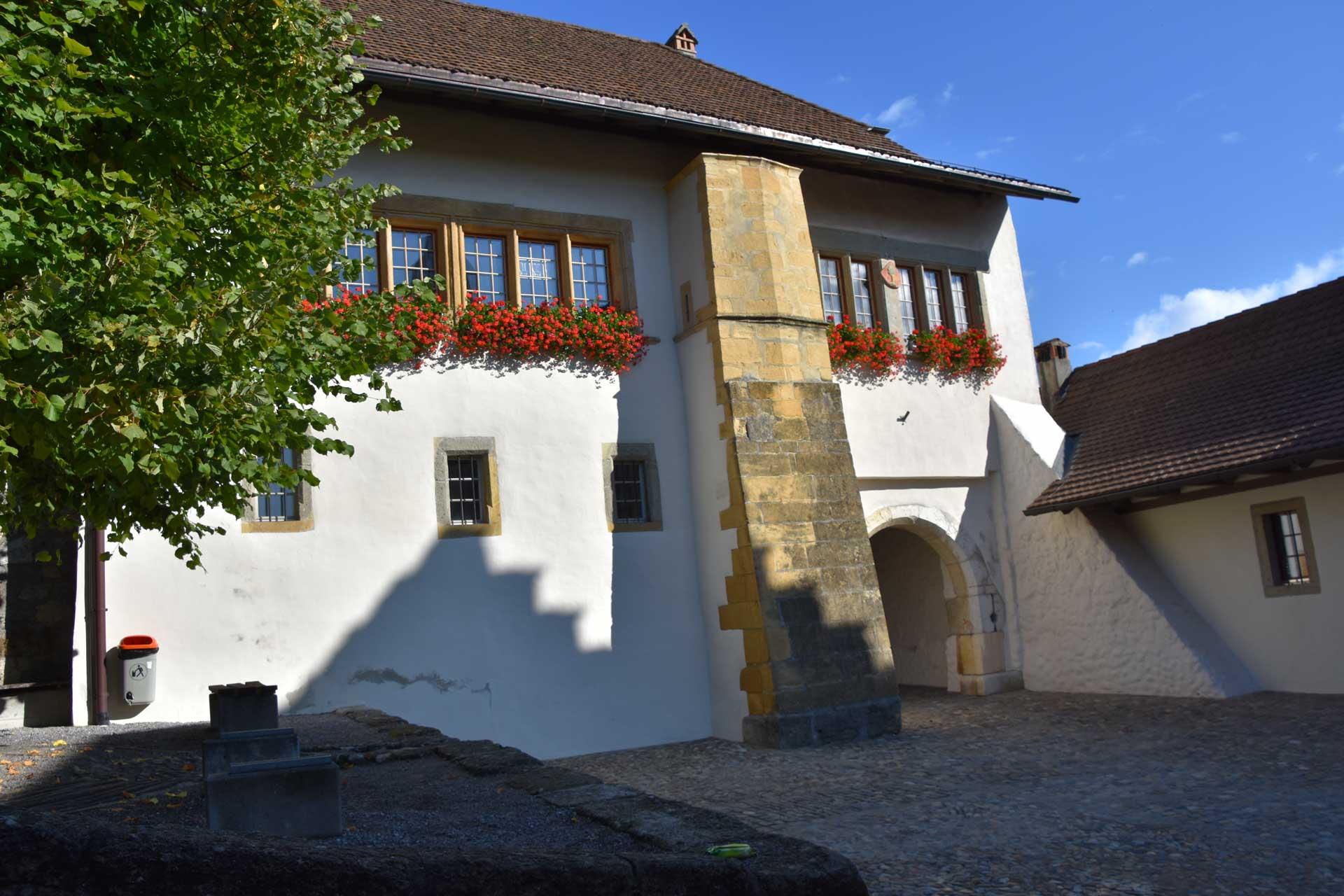 Rathaus | Erlach