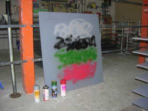 Antigraffitibeschichtungen | Wagner Maler | Täuffelen