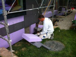 Fassadenisolationnen | Kerzers | Wagner Maler GmbH