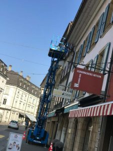 Gebäudeunterhalt | Biel | Wagner Maler AG