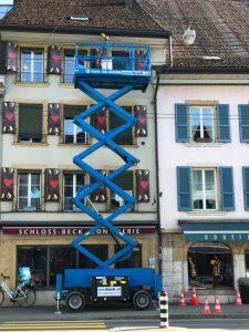 Gebäudeunterhalt | Nidau | Wagner Maler AG