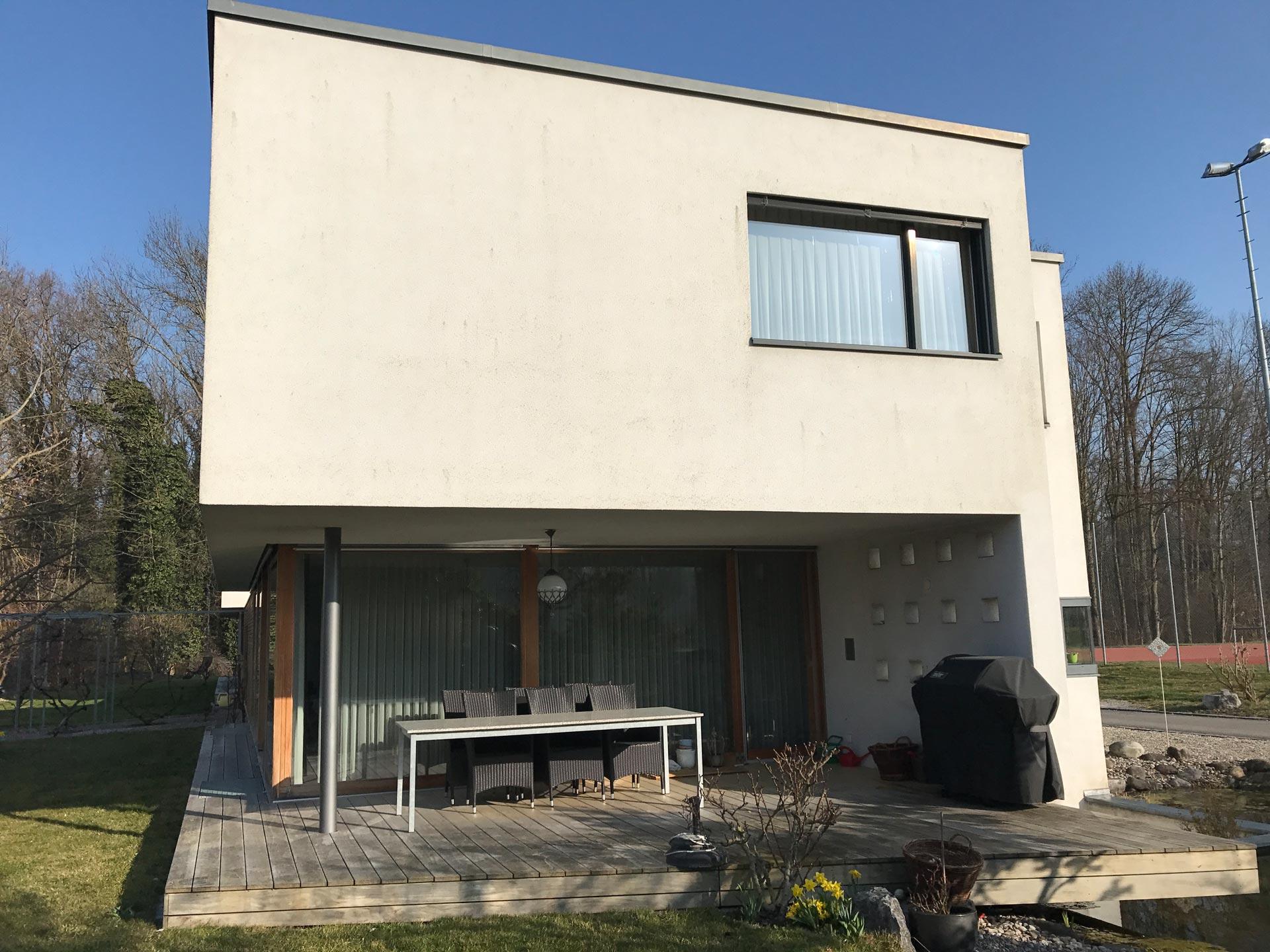 Holzterrassen | Murten | Wagner Maler GmbH