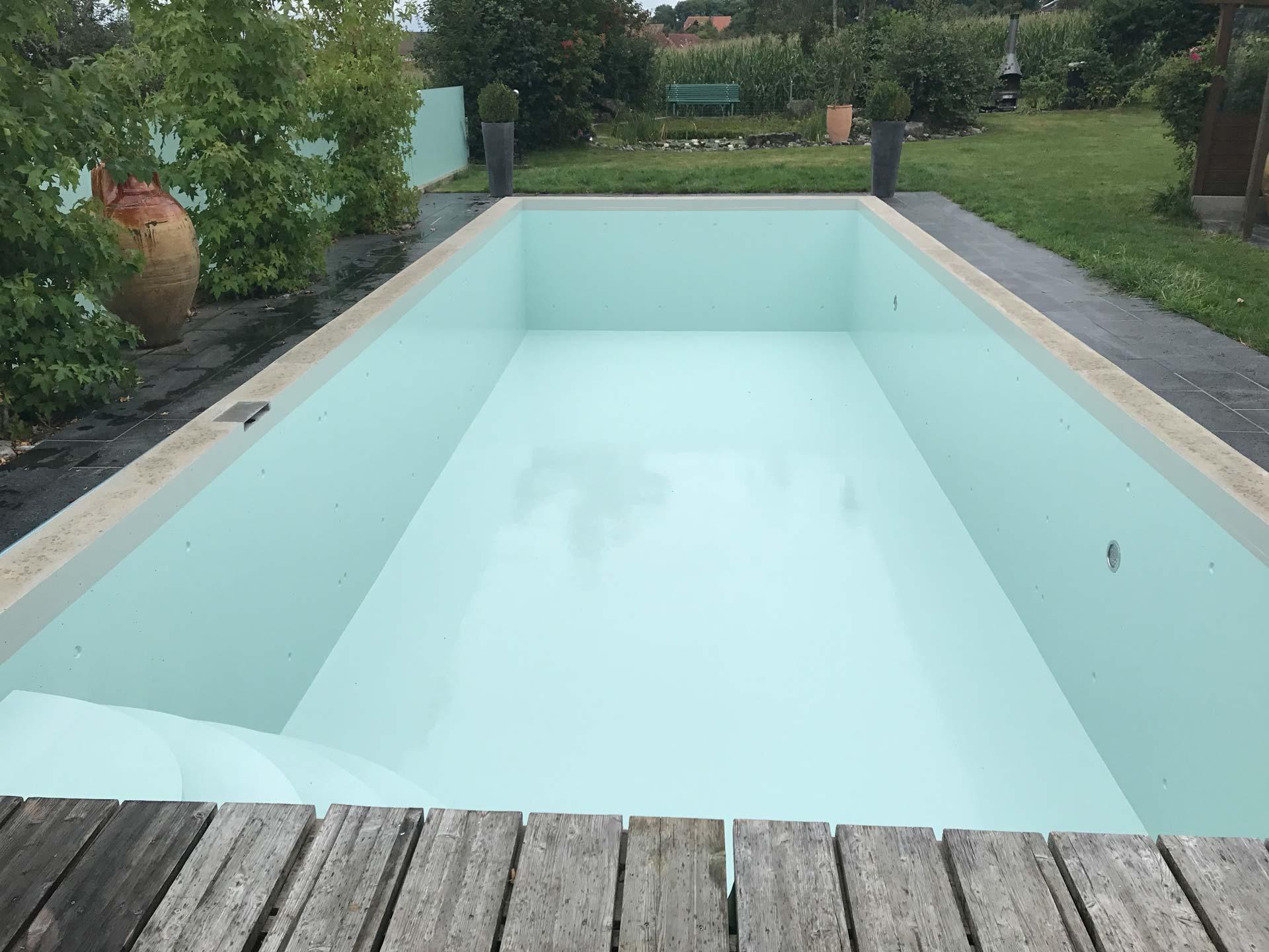 Poolbeschichtung | Neuenburgn | Wagner Maler GmbH
