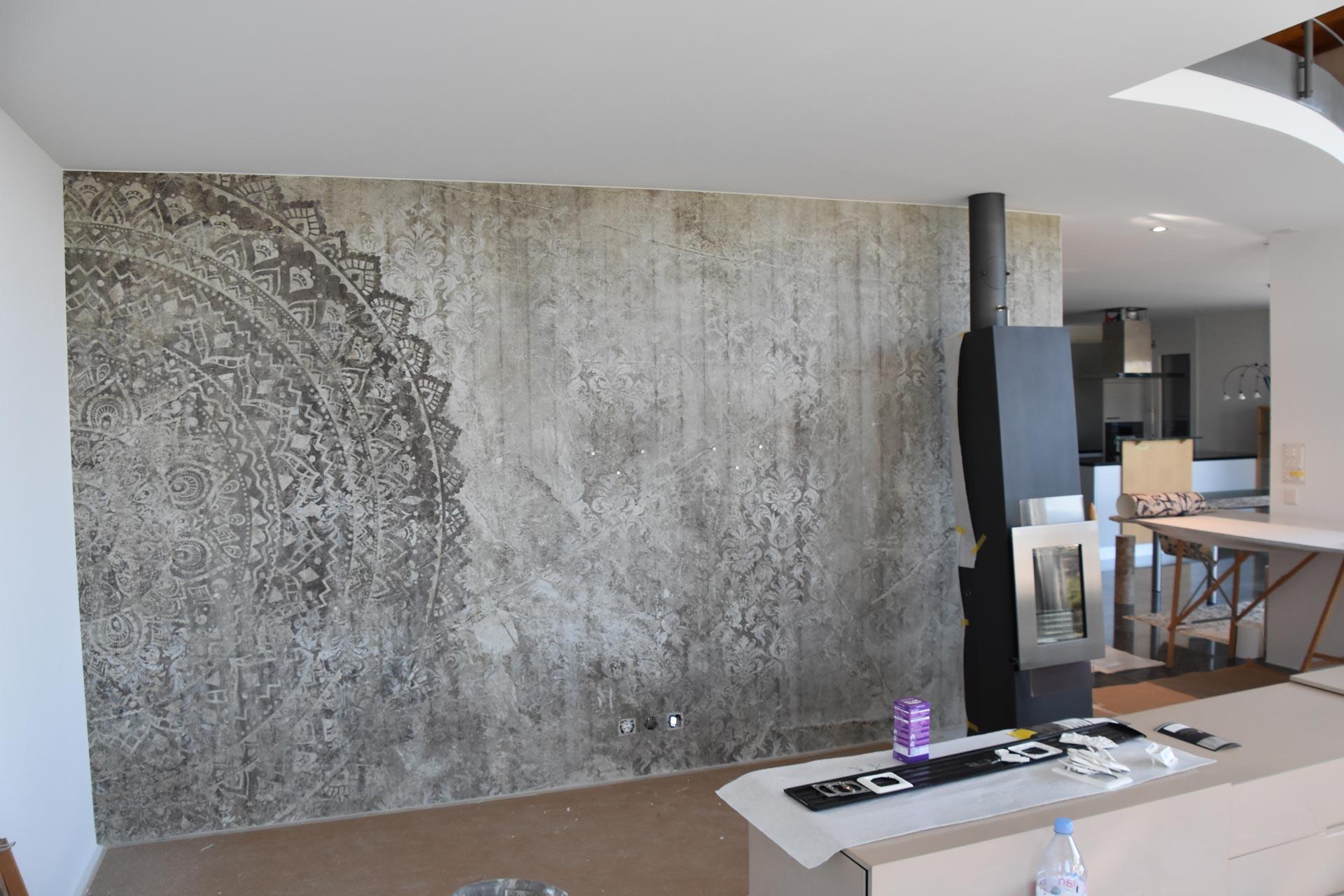 Tapezierarbeiten | Wagner Maler GmbH | Seeland