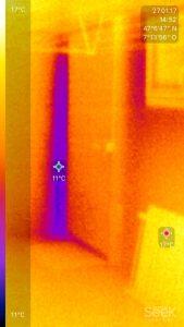 Thermographische Aufnahmen | Ins | Wagner Maler GmbH