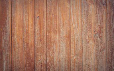 Moderner Holzschutz