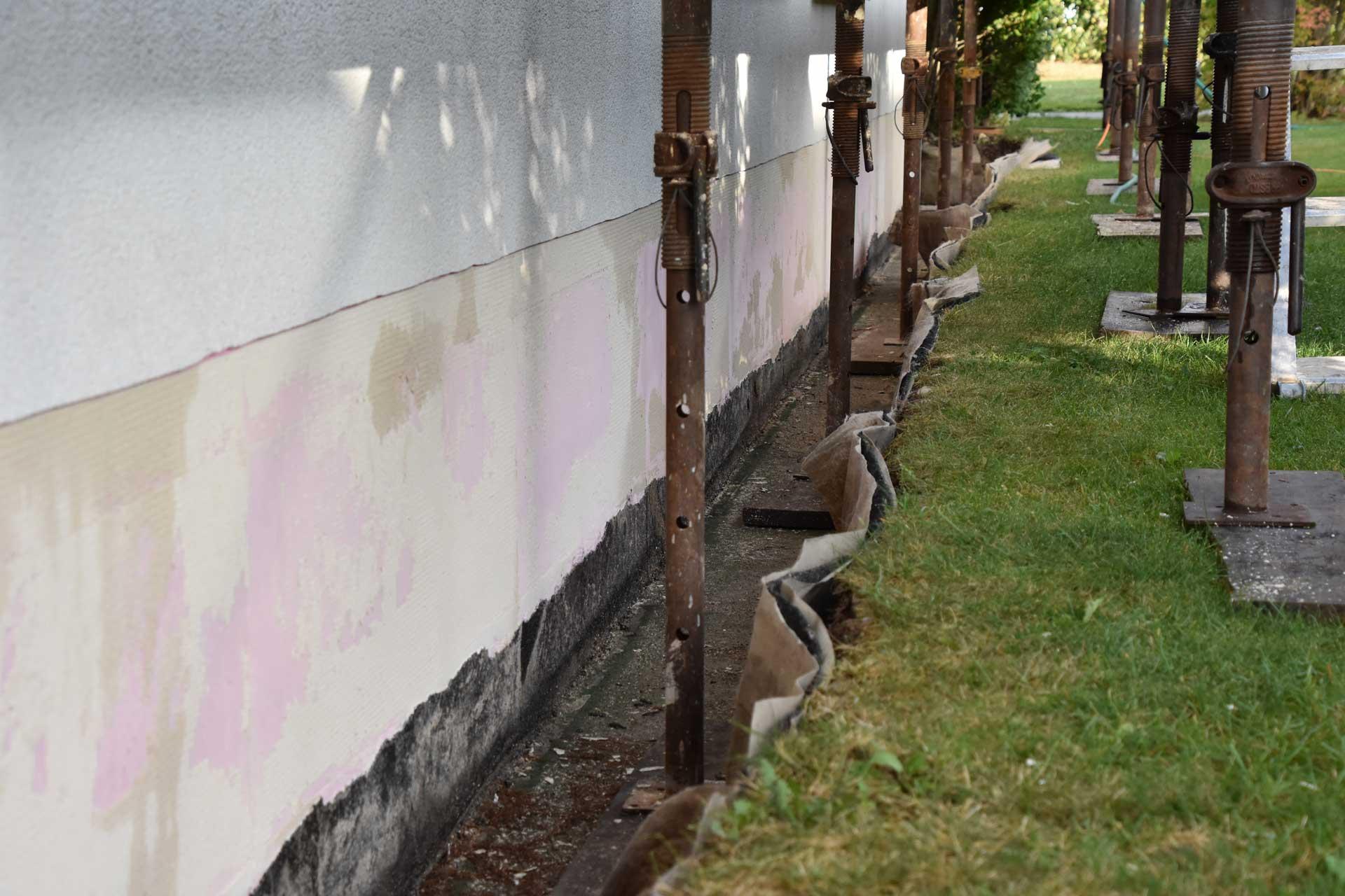Fassadenrenovation | Biel | Wagner Maler GmbH